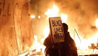 Police DNC Pandering To BLM