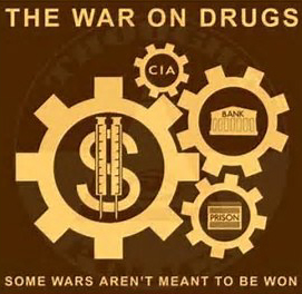 Second Longest War The Failed War on Drugs