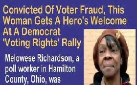 DNC Voter Fraud