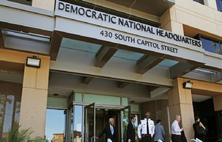 DNC Eats its Own Over Free Speech