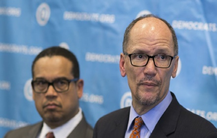 DNC Sedition Over Deporations