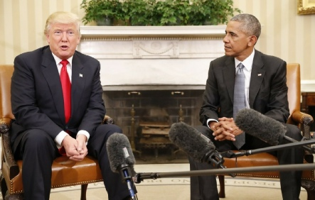 Obama's Two Front War on Trump