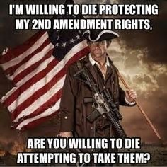 Bill of Rights 2nd Amendment