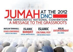 DNC Supports Radical Islam