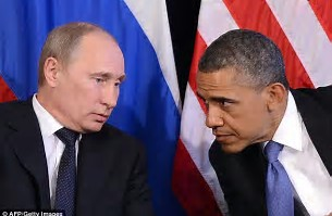 Obama was Punked by Putin
