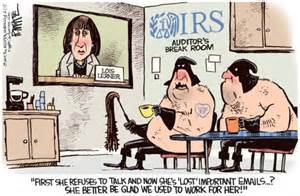 IRS Used to Repress Conservative Groups