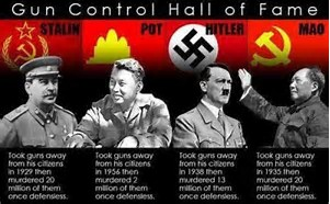DNC We Can Control Who Gets Weapons