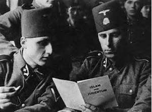 Hitler Allied With Radical Islam Too