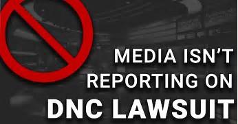 Media Blackout on DNC Lawsuit